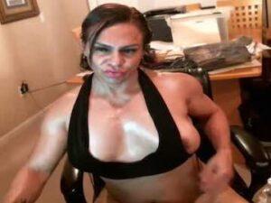 Femdom Muscle Cam Girl IronLady