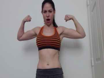 Fitness Chick Biceps JOI