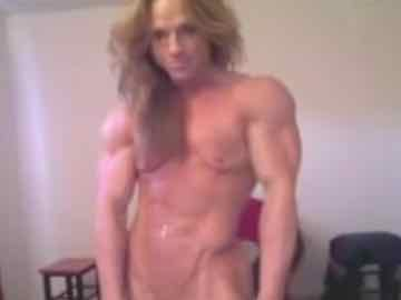Ripped Woman Sheila Private Live Show
