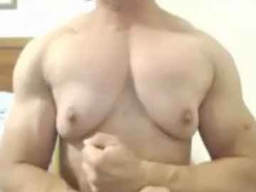 FBB Pecs And Biceps Flexing