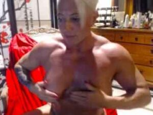 Blonde FBB Solo Session