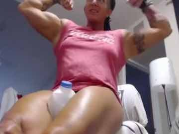 Strong Female Bodybuilder Non Nude Show