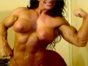 Mature Female Bodybuilder Cam
