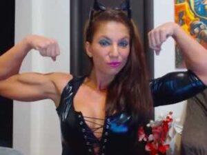 Muscle Mistress Live Cam