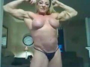 Mature Muscle Woman Live Sex Cam